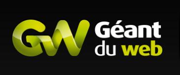 Logo Géant du web