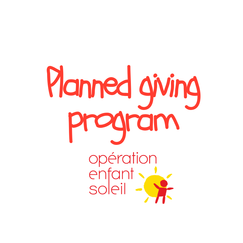 Planned giving progran