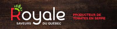 Logo Royale saveurs du Québec
