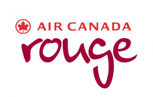 Logo Air Canada rouge