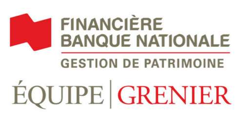 Logo Banque nationale Équipe Grenier