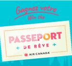 Passeport de rêve 2019