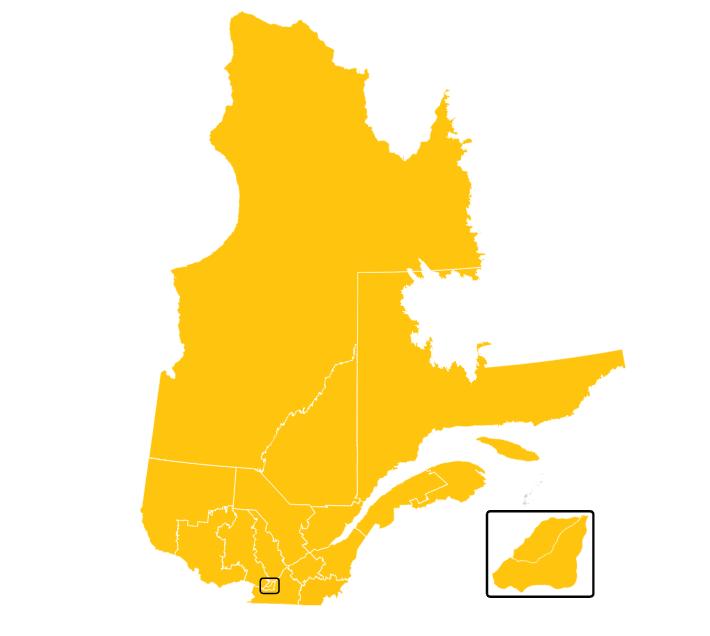 Carte provinciale