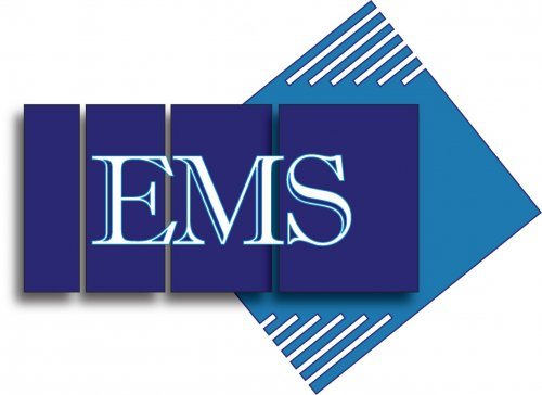 Logo EMS-Engineering firm and civil engineering